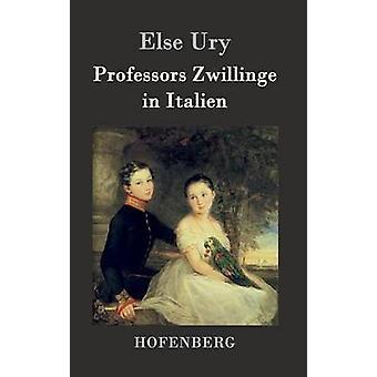 イタリア他でユリィの教授 Zwillinge