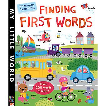 Individuazione delle parole prime - un libro di apprendimento Lift-the-Flap di Fhiona Galloway