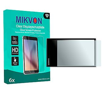 Garmin Camper 770LMT-D Screen Protector - Mikvon Clear (Retail Package with accessories)