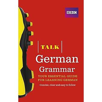 Talk German Grammar by Sue Purcell - Heiner Schenke - 9781406679144 B