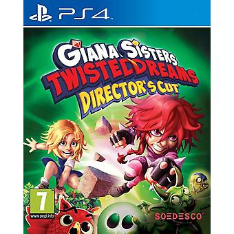 Giana Sisters Twisted Dreams Director's Cut - Playstation 4