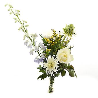 Botanicly - Bouquets | Bunch of Flowers Awesome Lime small | Height: 70 cm