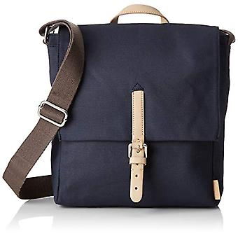 Clarks The Reed - Blue Men's Shoulder Bags (Navy Canvas)