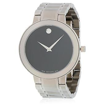 Movado Stiri Stainless Steel Mens Watch 0607277