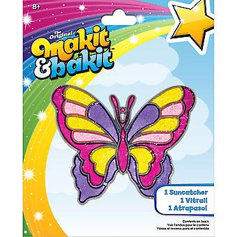 Makit & Bakit Suncatcher Kit Large Butterfly Tb 47650