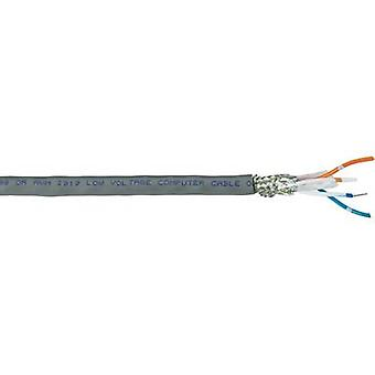 Bus cable 2 x 2 x 0.2 mm² Grey Belden 9842 Sold per metre