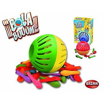 Bizak ball BOOM (Outdoor , Garden Toys , Aiming Games)