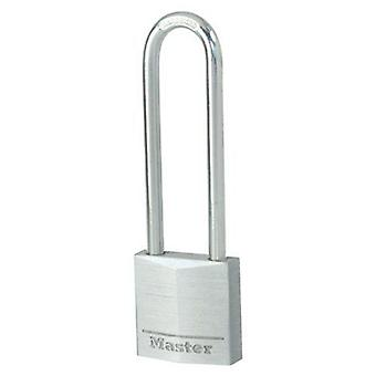 Masterlock Padlock 30mm High Arch Aluminum -64Mm