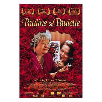 Pauline og Paulette film plakat (11 x 17)