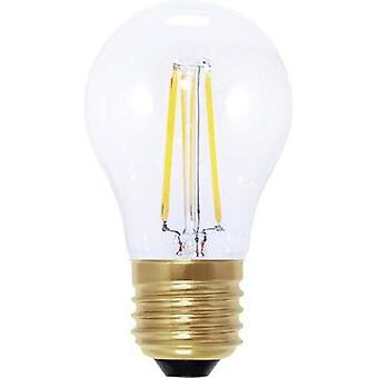 LED Segula 230 V E27 3.5 W = 20 W Warm white EEC: A+ Arbitrary (Ø x L) 47 mm x 88 mm Filament, dimmable 1 pc(s)