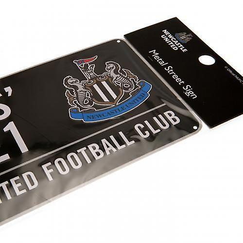 Newcastle United gadeskilt BK
