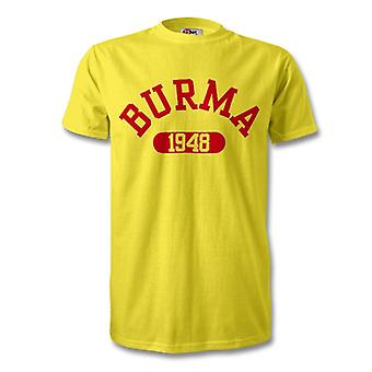 Burma Independence 1948 T-Shirt