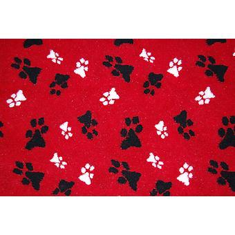 Fleece Duvet Red Small 81x61cm (32x24