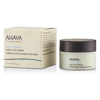 Ahava Tijd om te hydrateren Gentle Eye Cream 15ml / 0.51oz