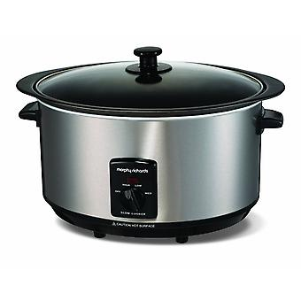 Morphy Richards 48705 Sear och gryta 6,5 liter Slow Cooker