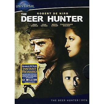 The Deer Hunter [DVD] USA import