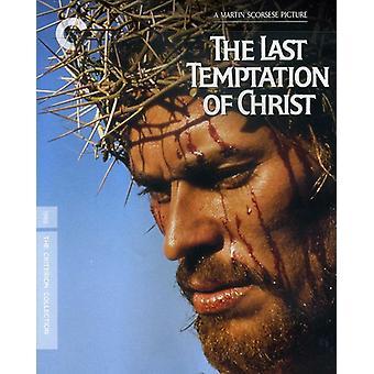 Senaste Kristi frestelse [BLU-RAY] USA import