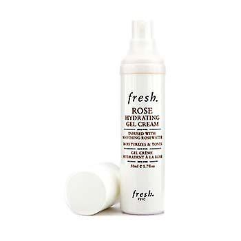 Fresh Rose Hydrating Gel Cream - 50ml/1.7oz