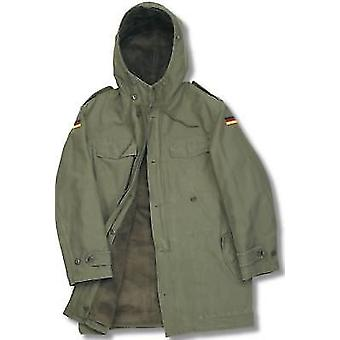 New German Combat Army Nato Parka Hood + Liner
