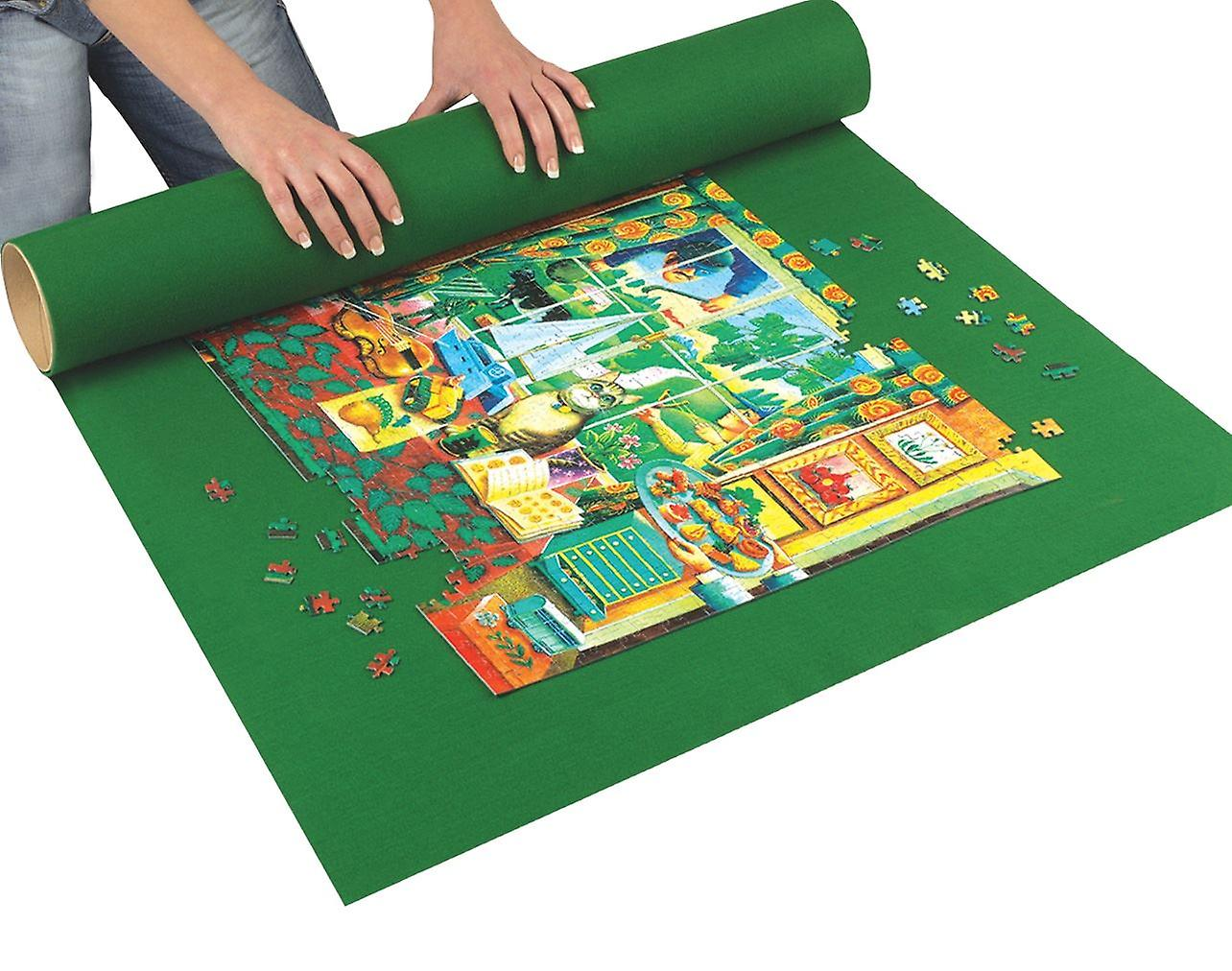 Puzzle-Roll für bis zu 2000 Puzzleteile