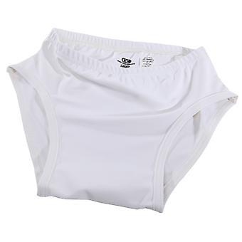 Cliff Keen Wrestling Kompression Gear Unterhose - White