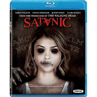 Satanic [Blu-ray] USA import