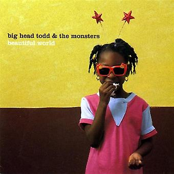 Big Head Todd & the Monsters - Beautiful World [CD] USA import