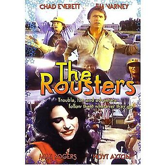 Rousters [DVD] USA import
