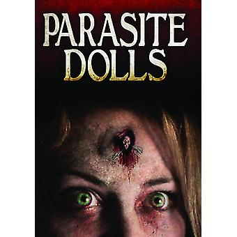 Parasit dukker [DVD] USA importerer