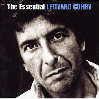 Leonard Cohen - väsentliga Leonard Cohen [CD] USA import