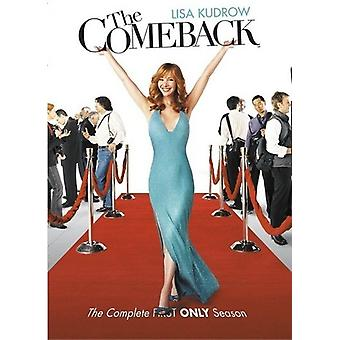Comeback [DVD] USA import