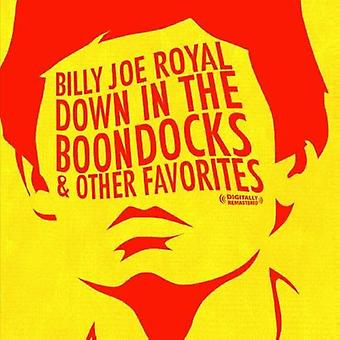 Billy Royal Joe - Down in the Boondocks & Other Favorites [CD] USA import