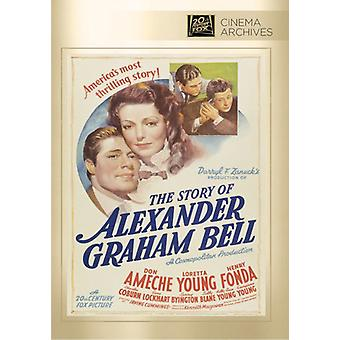 Story of Alexander Graham Bell [DVD] USA import