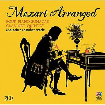 Australia Ensemble - Mozart Arranged [CD] USA import