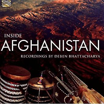Deben Bhattacharya - inuti Afghanistan [CD] USA import