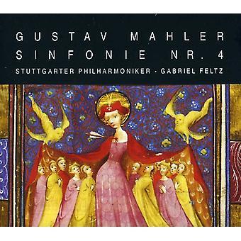 G. Mahler - Gustav Mahler: Sinfonie Nr. 4 [CD] USA importerer