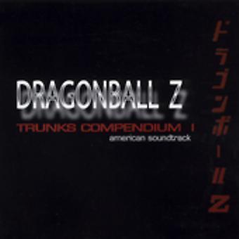 Trunks Compendium 1 - TV Soundtrack [CD] USA import