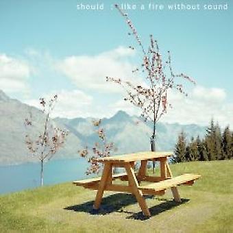 Bør - som en brand uden lyd [CD] USA importerer