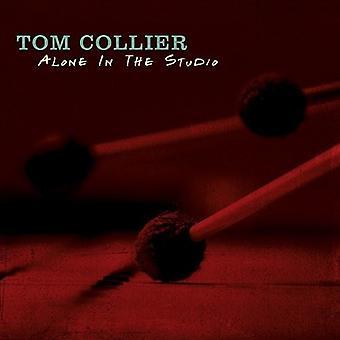 Tom Collier - alene i Studio [CD] USA importen