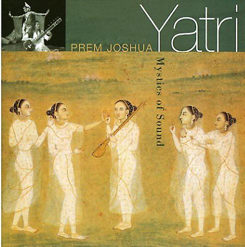 Prem Joshua - Yatri [CD] USA import