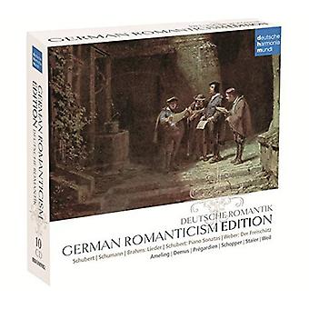 Duitse romantische muziek editie - Duitse romantische muziek Edition [CD] USA import