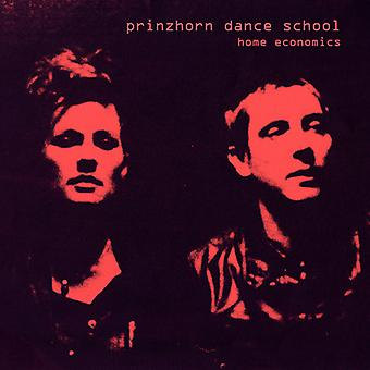 Prinzhorn Dance School - Home Economics [CD] USA import