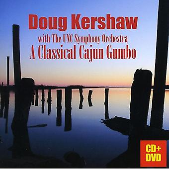 Doug Kershaw - klassisk Cajun Gumbo [CD] USA import