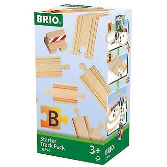 BRIO spår startpaket B