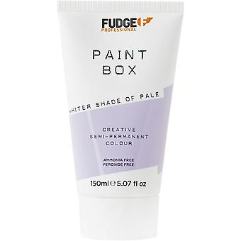 Fudge Whiter Shade of Pale