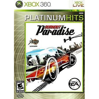 نضوب الجنة فئة ألعاب Xbox 360