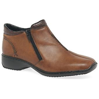 Rieker Drizzle Womens Casual Ankle Boots