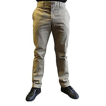 Dickies 803 Slim Skinny Work Pant British Tan