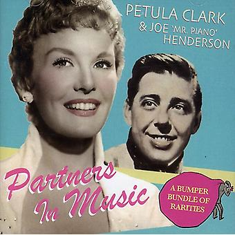Clark/Henderson - Partners in Music: A Bumper Bundle of Rarities [CD] USA import