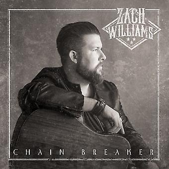Zach Williams - kæden Breaker [CD] USA import